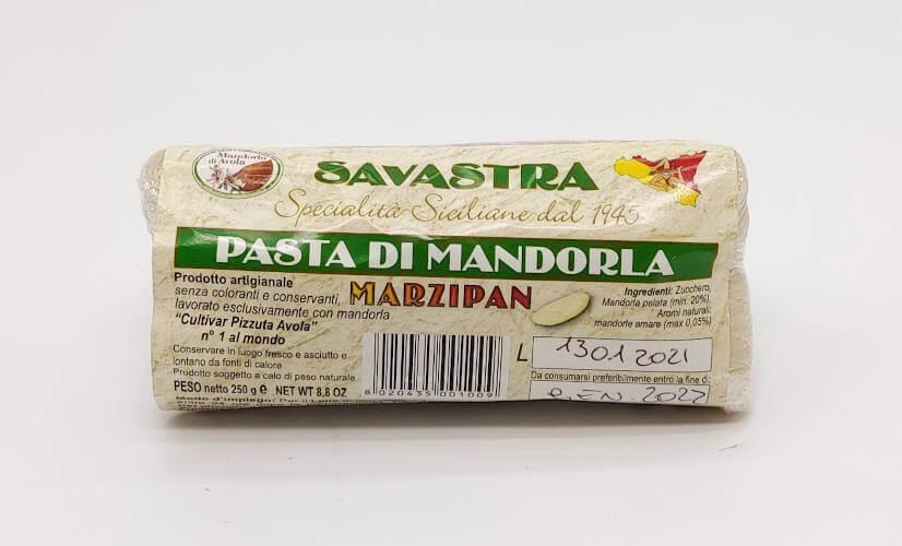 Panetti di Mandorla