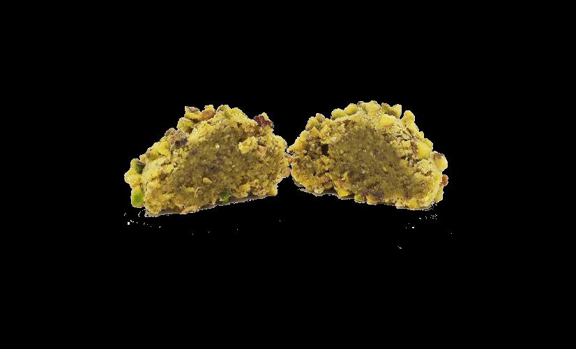 biscotti di pistacchio Interno
